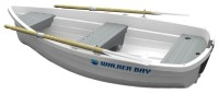 Лодка WB10 белая